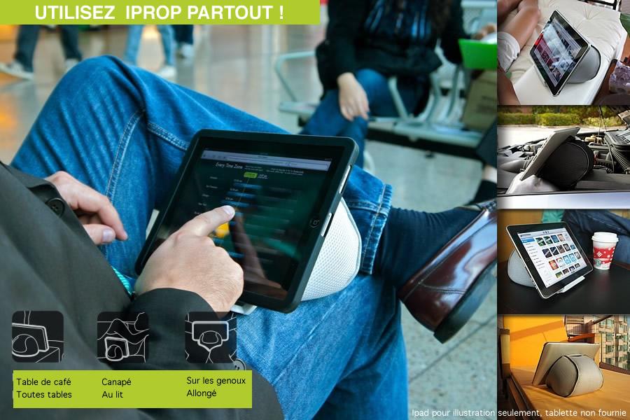 iprop soft uneven surfaces M.A.J Les gagnants : Jeu concours : Remportez lun des cinq supports iProp présenté sur iPadou